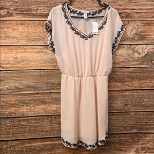 NWT Bar III• Blush Pink Dress